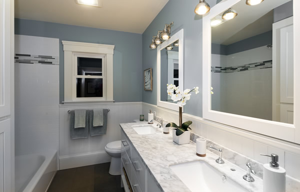 Main Bathroom Renovation