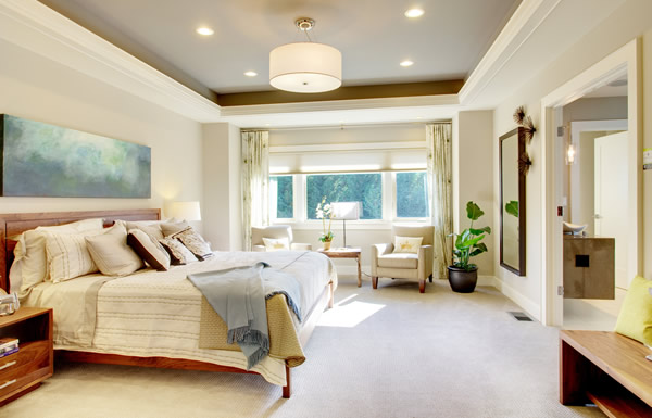 Master Bedroom Retreat