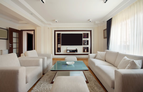 Entertaining Space at its Finest