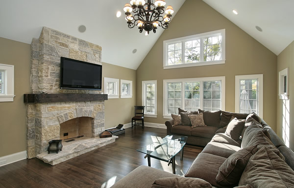 really nice living rooms contemporary living room stony point construction 14685